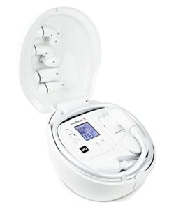endermologie cellulite treatment, wellbox machine with open lid
