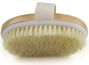 dry brush for skin