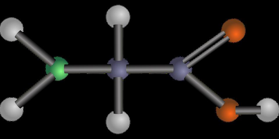 diagram of a chemical molecule