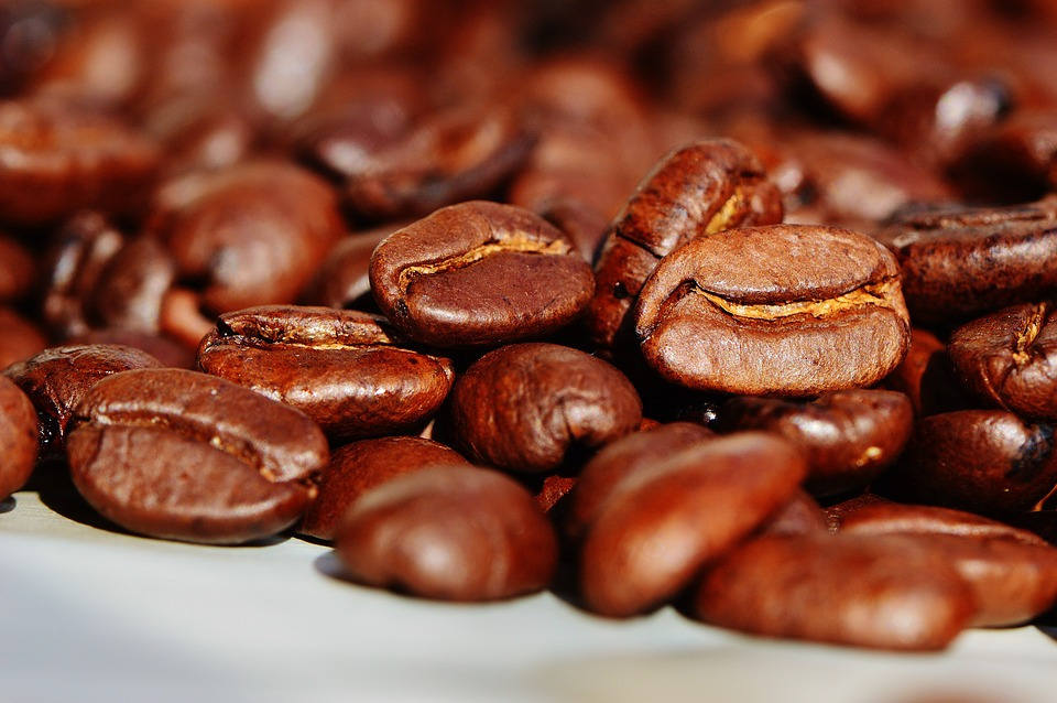 which cellulite cream has the most caffeine, coffee beans